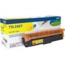 Original Toner Brother TN-246 Y Yellow 2,2K